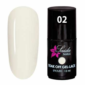 Gel Polish 02 White