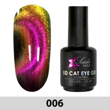 5D Cat Eye Gel 006
