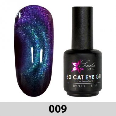 5D Cat Eye Gel 009