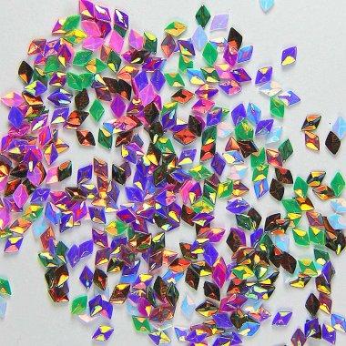 3D Holo-Diamonds, Set of 12