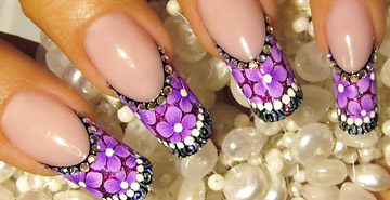 Saida Nails Gmbh Professional Nail Design Nail Art Trainings