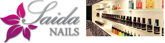 Saida Nails - Shop für professionelle Nailart